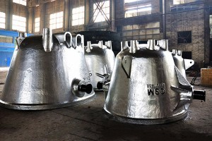 Equipments Proses Slag Smelted kanggo Metallurgy slag pot