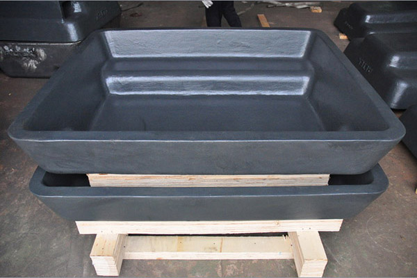 Aluminum Electrolyzer  Sow Mould, Sow Pan Featured Image