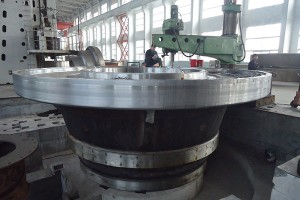 Vertical Mill and Spare Parts  Vertical mill grind table