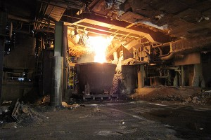 Smelted Slag Process Equipments for Metallurgy  slag pot