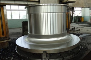 Ball Mill Holle Shaft