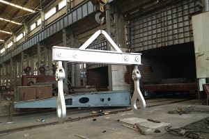 Transfer kulero en Smelting Workshop Casting kulero hoko kunveno