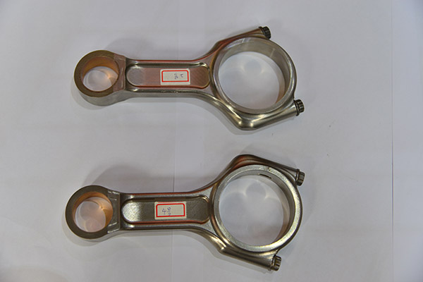 Titanium product  Connecting Rod for Air Craft motor Featured Image